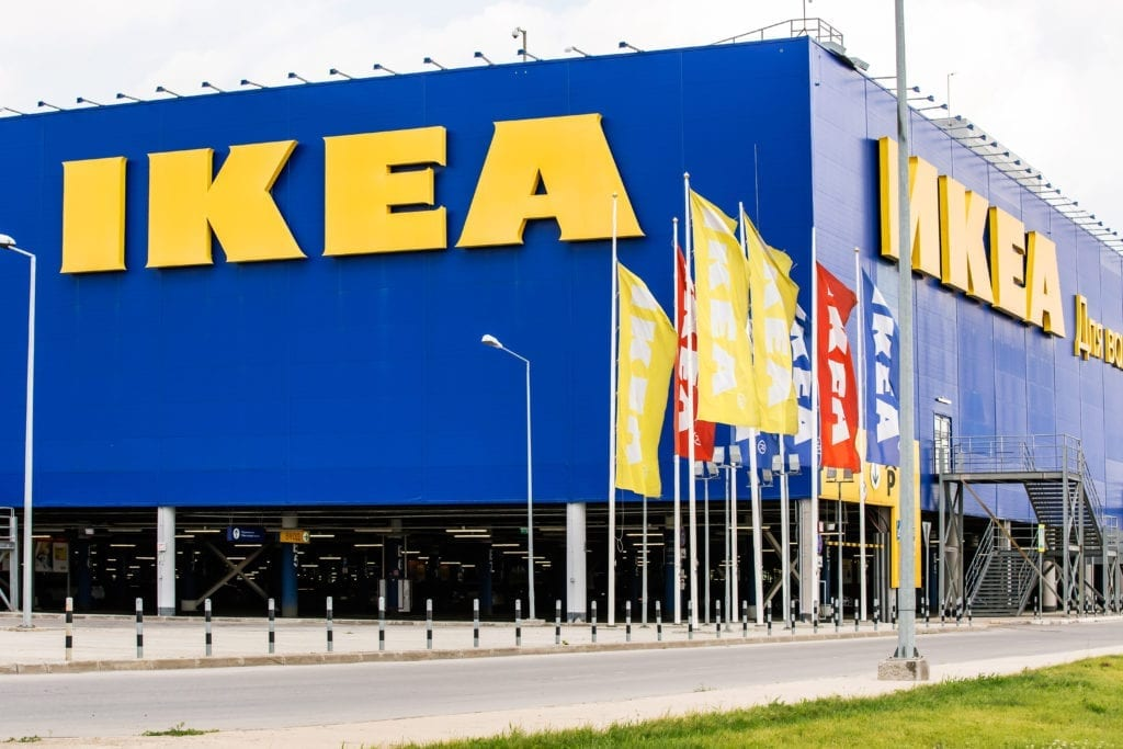 Tienda Ikea fuente shutterstock