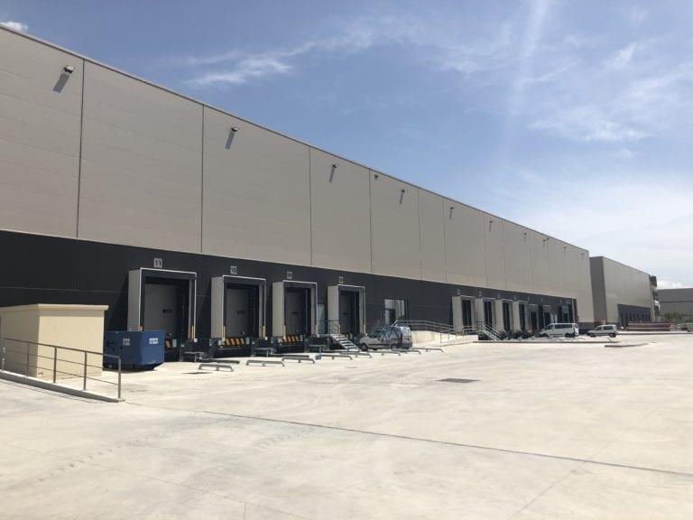 VGP finaliza su quinto proyecto logístico en España