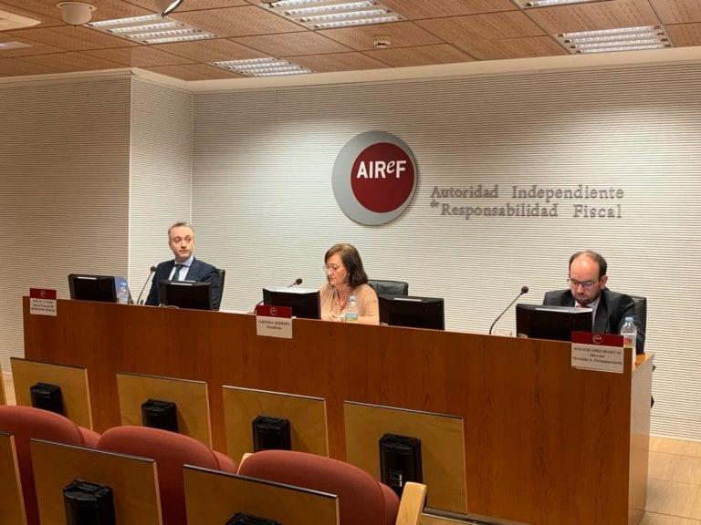 La AIReF pide revisar los beneficios fiscales de Socimis, Sicav y alquileres