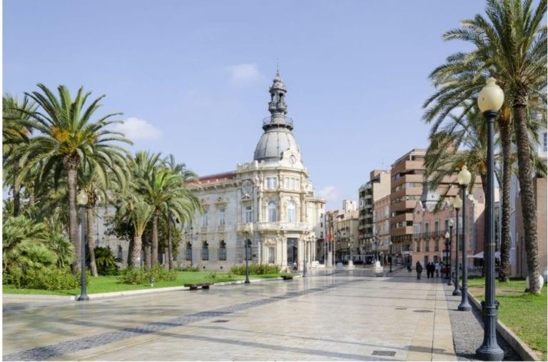 Cartagena revitaliza su casco antiguo con la construcción de más de 300 viviendas
