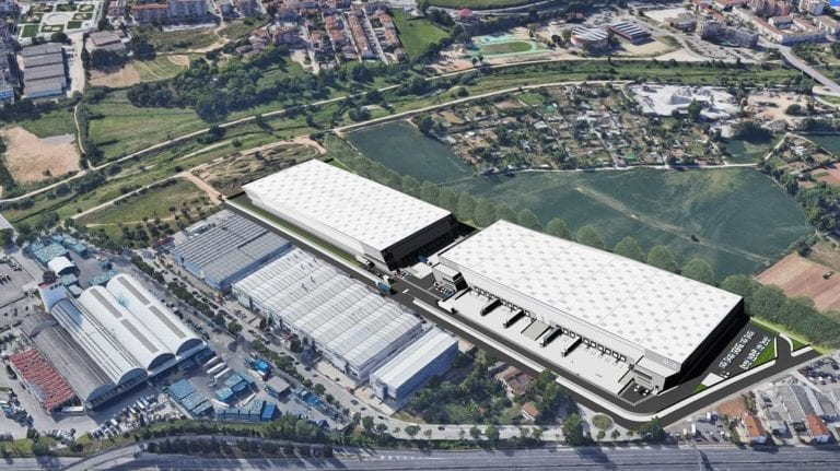 Laimo impulsa el mayor proyecto logístico en Barcelona