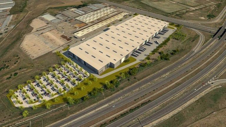 VGP desarrollará una nueva plataforma logística en Fuenlabrada este otoño