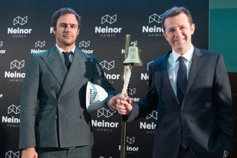 Los creadores de Neinor preparan una nueva inmobiliaria con 200 millones