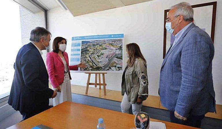 Luz verde a la redacción del proyecto para construir 1.600 pisos en Navia