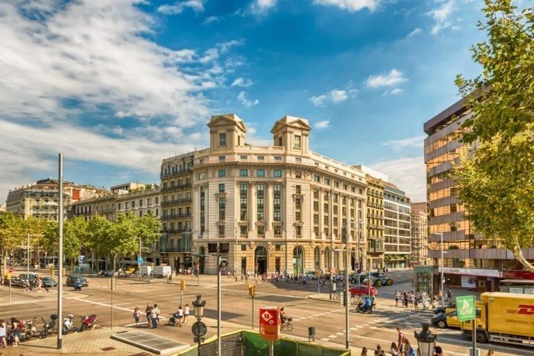 Los locales disponibles en los ejes prime de Madrid y Barcelona superan el 10%