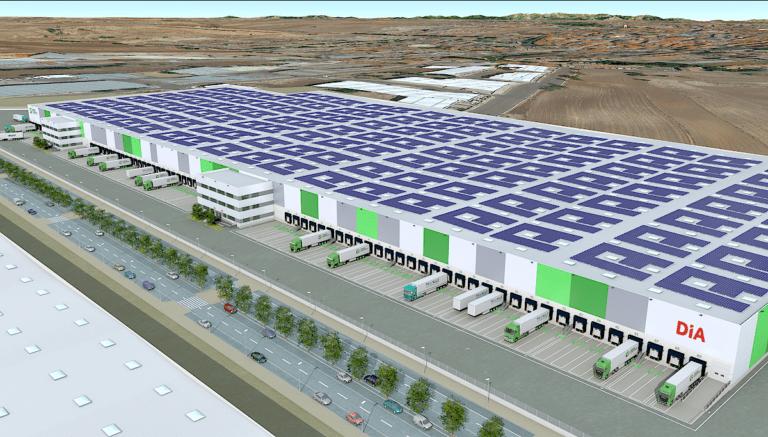 Dia firma la mayor operación logística del año al alquilar 68.000 m2 en Toledo