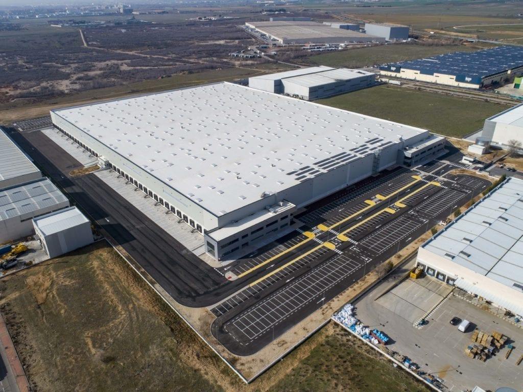 El mercado logístico de Madrid supera el millón de m2 contratados en el tercer trimestre