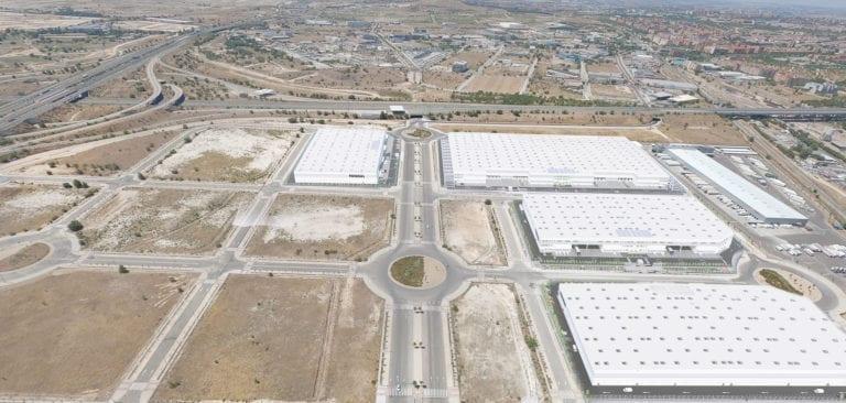 Madrid contará con una plataforma logística de última milla de 94.200 metros cuadrados en 2021