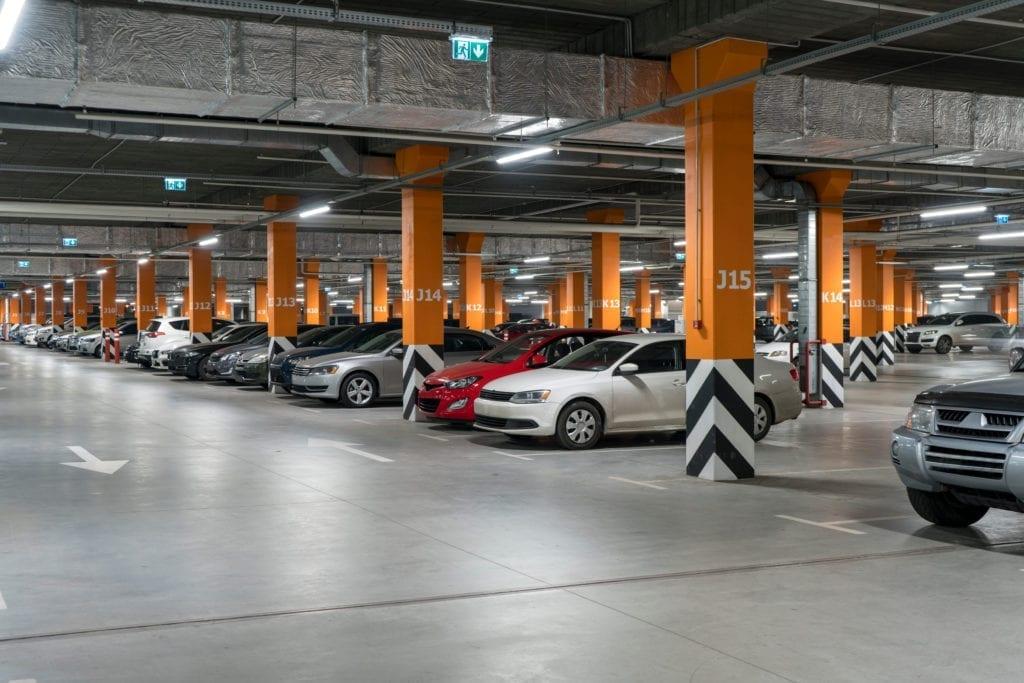precio garajes España