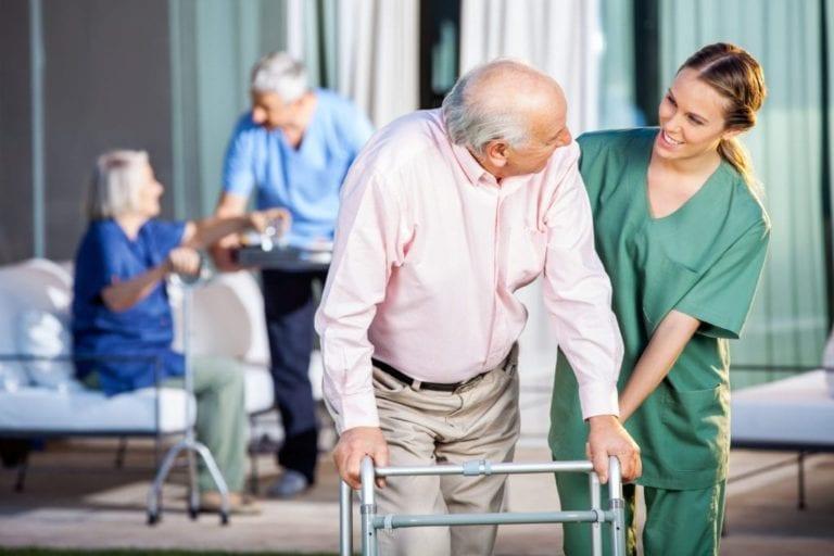 Healthcare compra una residencia de ancianos en Granada