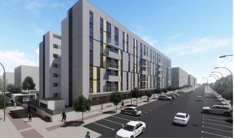 Cinco ofertas se disputan un contrato para construir 100 viviendas de VPO en Córdoba
