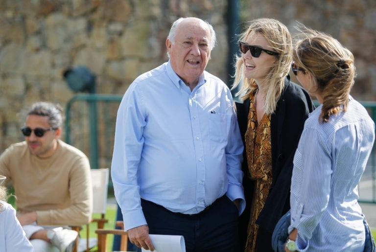 Amancio Ortega reorganiza sus activos: Pontegadea absorbe su firma hípica Grilse