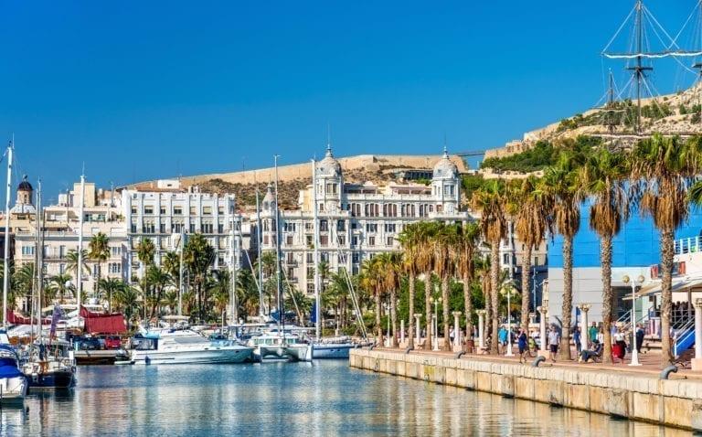 Caída de la demanda y ajuste de precios en Alicante