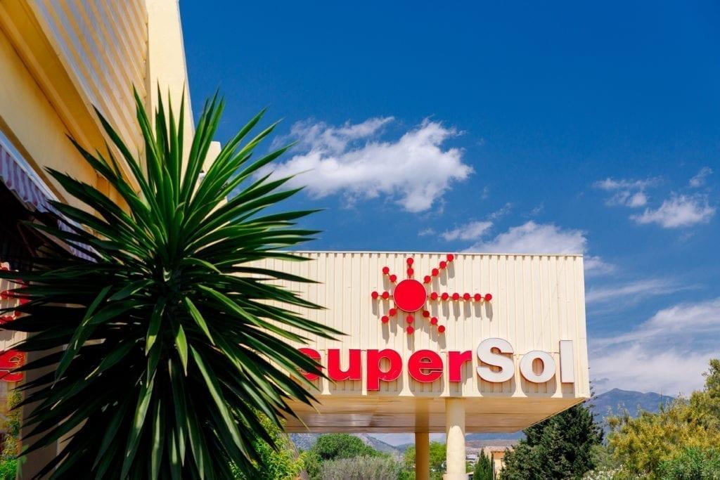 supersol supermercado