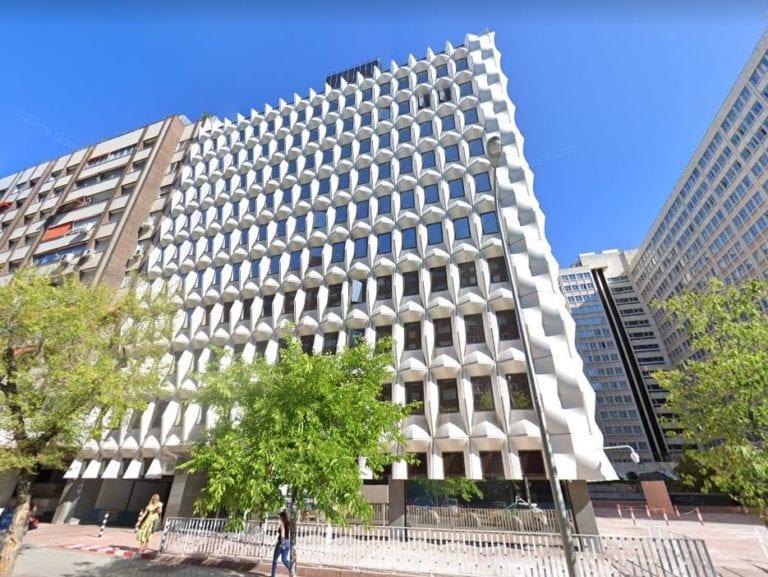 Zurich vende un edificio de oficinas ocupado por los Juzgados de Madrid