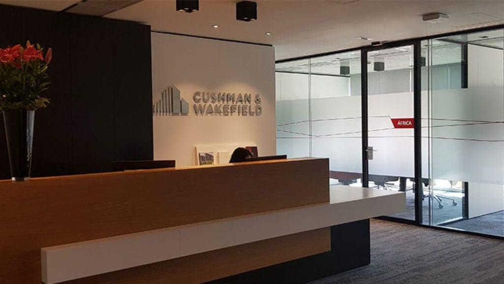 WeWork Cushman & Wakefield