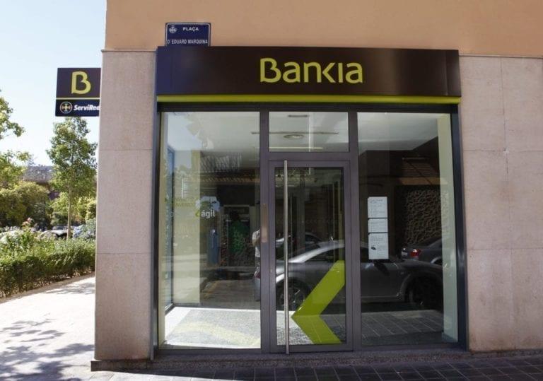 Bankia cancela la venta de una cartera de viviendas por la incertidumbre económica