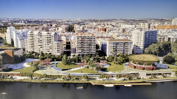 La Cámara de Comercio de Sevilla negocia con fondos la compra de un edificio por 21 millones