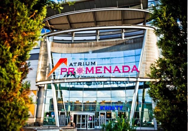 Atrium vende cinco activos comerciales en Polonia