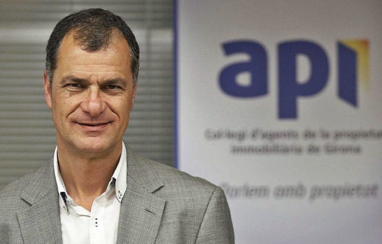 Joan Company releva a Gerard Duelo al frente de los API de Cataluña