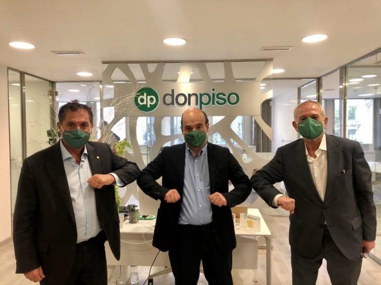 donpiso abre nueva agencia en Madrid y prevé llegar a las 100 este año