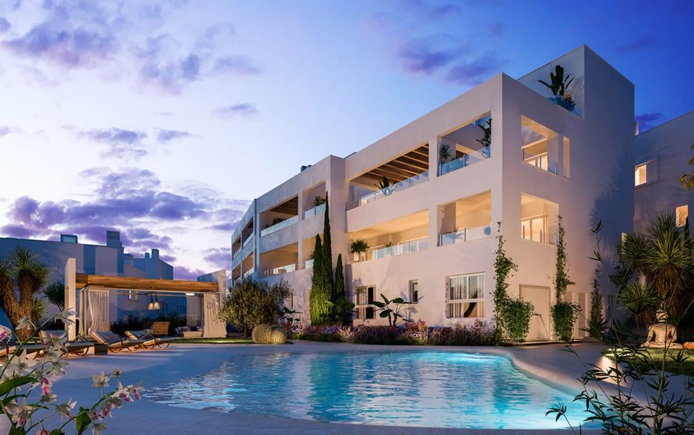 promocion viviendas elements marbella malaga fuente insur