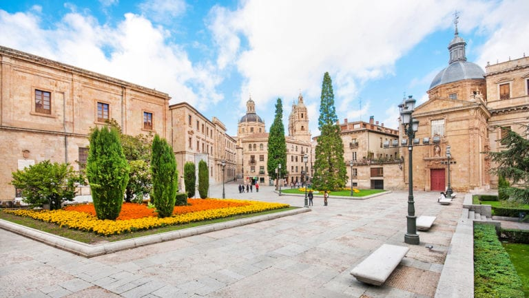 Impar irrumpe en el negocio de residencias de estudiantes con un proyecto en Salamanca