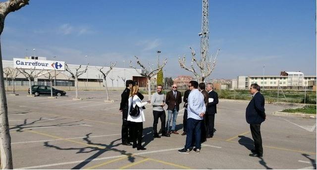 El Ayuntamiento de Villareal compra un solar para la futura comisaría de Policía
