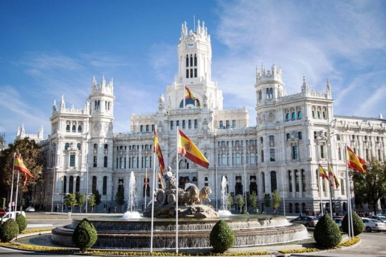 Madrid to Sell Land for Housing for 30 Million Euros