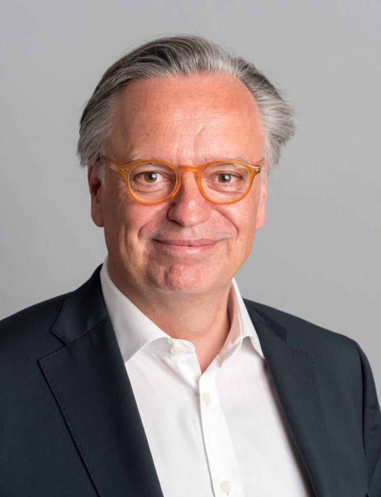 Christopher Hutwoll director general de Corestate en Espana