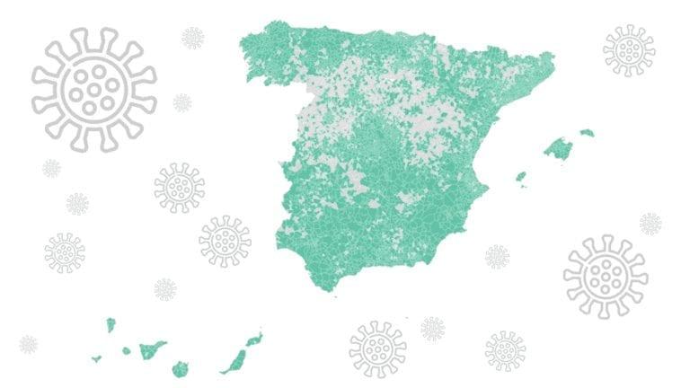 El impacto del Covid en los activos inmobiliarios de cada región