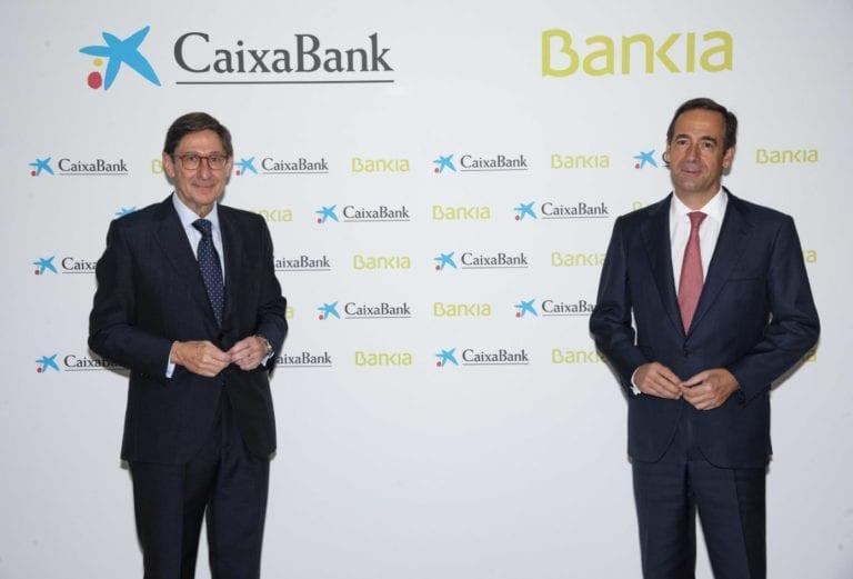 Las claves inmobiliarias del nuevo primer banco español Caixabank-Bankia