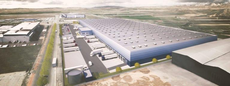 GLP saca al mercado una nave logística de 47.000 m2 en Guadalajara