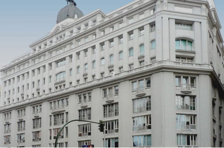 Gran Via 32 Madrid Fuente Drago Capital