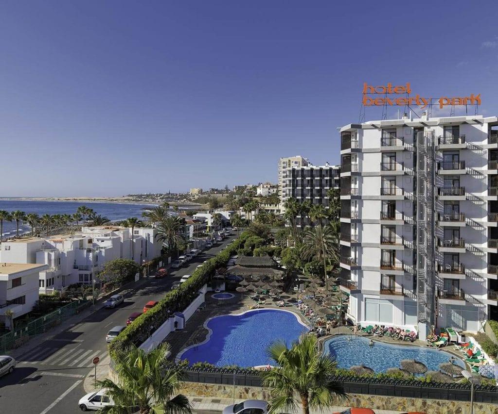 Hotel beverly park Gran Canaria