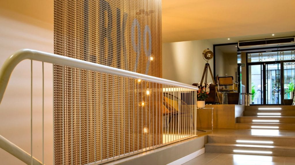 IBK99 Las Cortes oficinas Madrid Fuente Tizzup