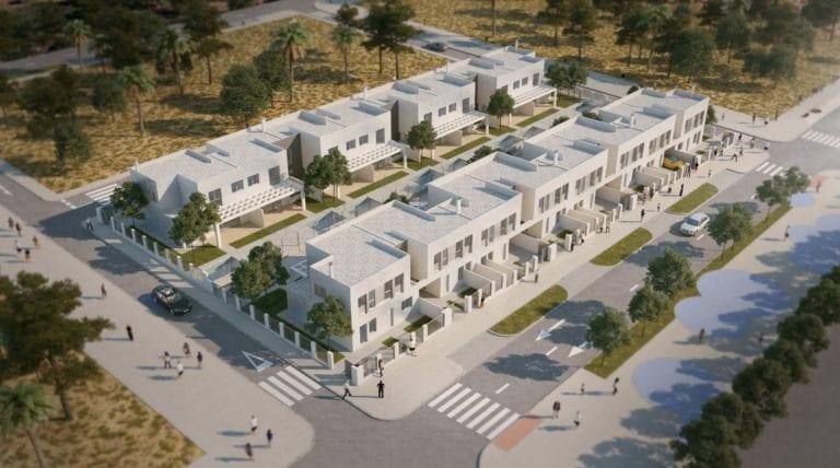 Urbanitae financia una promoción residencial en Cádiz con 1,1 millones de euros