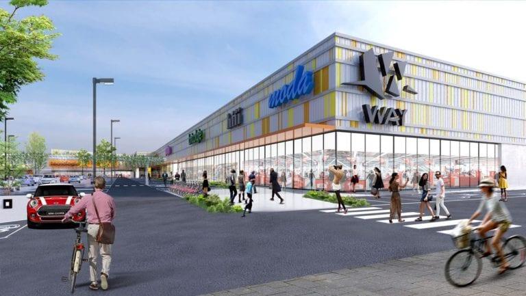 WAY Ourense empezará a construirse en diciembre tras  obtener la licencia comercial