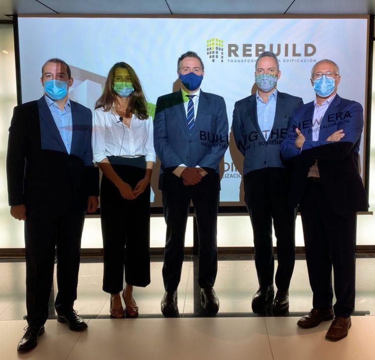 Rebuild 2020, primera feria y congreso de la Barcelona post-Covid en septiembre