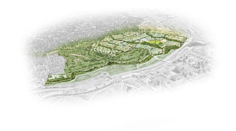 El Ayuntamiento de Madrid aprueba el plan de La Solana para construir 1.400 viviendas