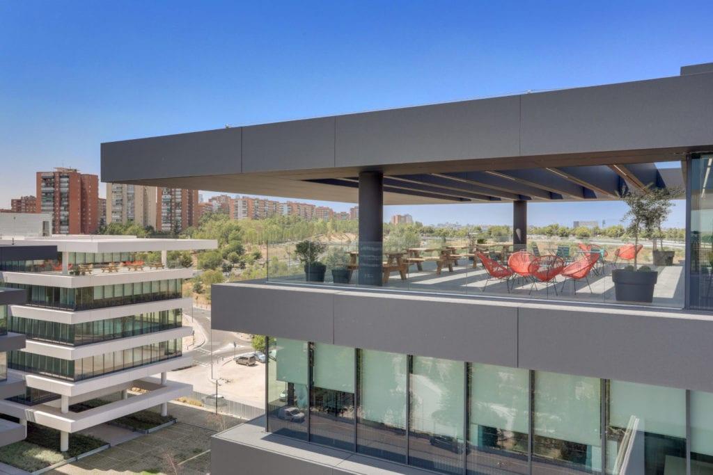 Sede ING Madrid fachada fuente ING
