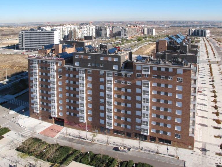 Pryconsa compra dos suelos en pandemia y un inmueble en Madrid