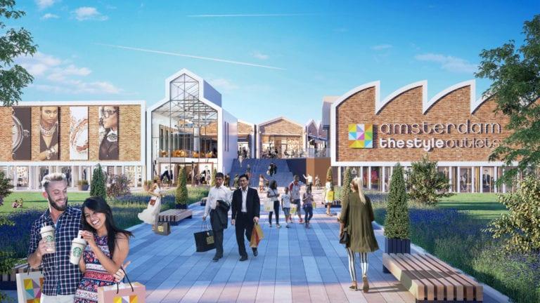 Neinver y Nuveen invierten 110 millones en un nuevo centro outlet en Ámsterdam