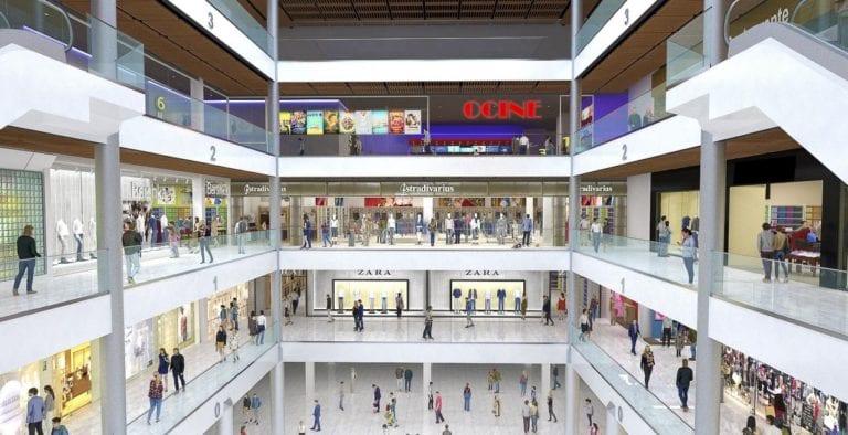 Zara abrirá en otoño una gran tienda en el centro comercial Los Fresnos de Gijón