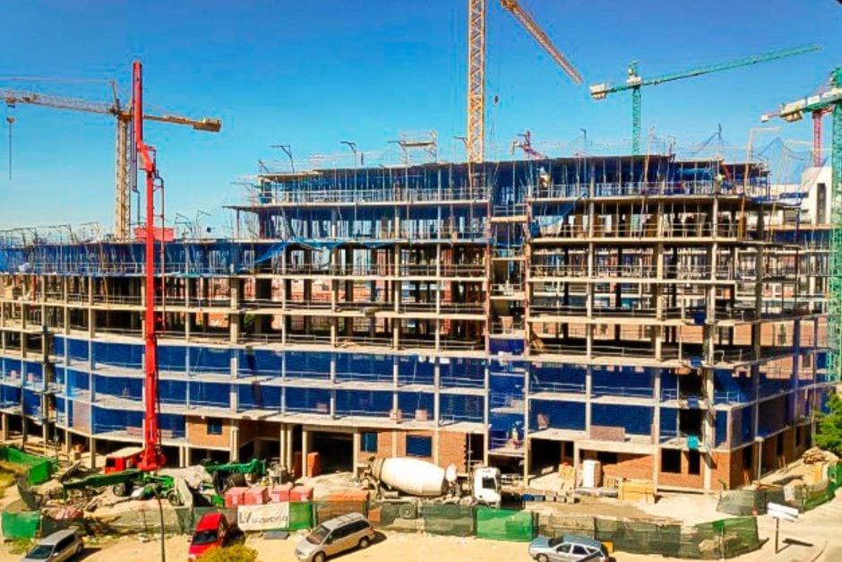 costes construcción mayo 2021
