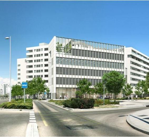 Valenor estudia entrar en el negocio de coworking con el primer edificio de oficinas de Valdebebas