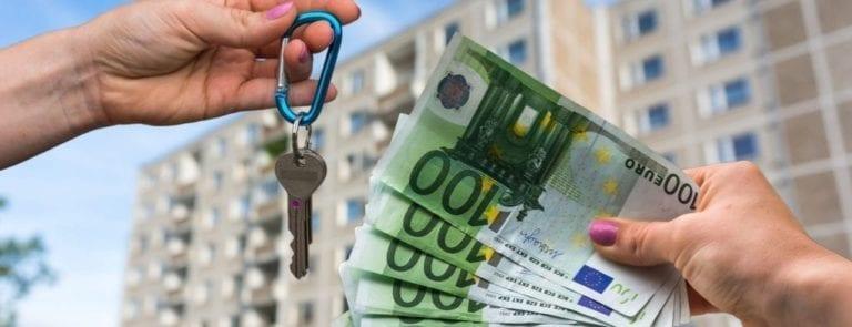 Las hipotecas vuelven a caer en octubre con un descenso del 5,9%, según el INE