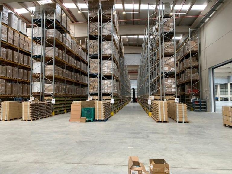 Clairon Partners compra una nave logística de 37.000 m2 en Toledo