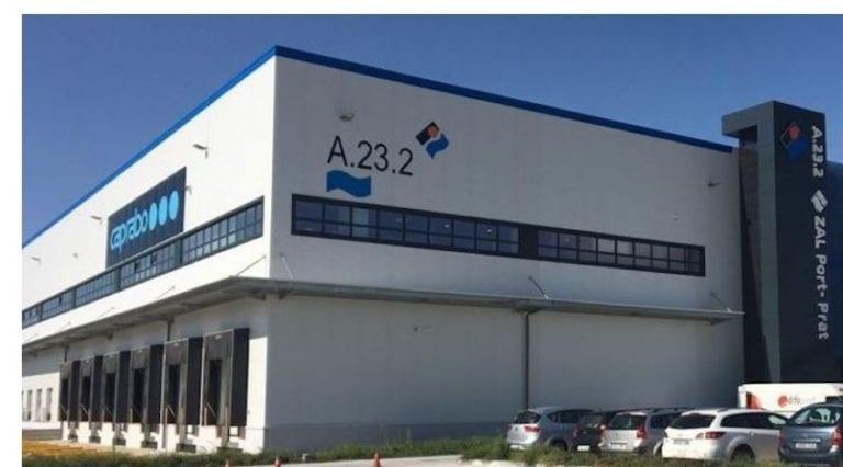 Caprabo estrena su nueva sede  en la ZAL Puerto de Barcelona