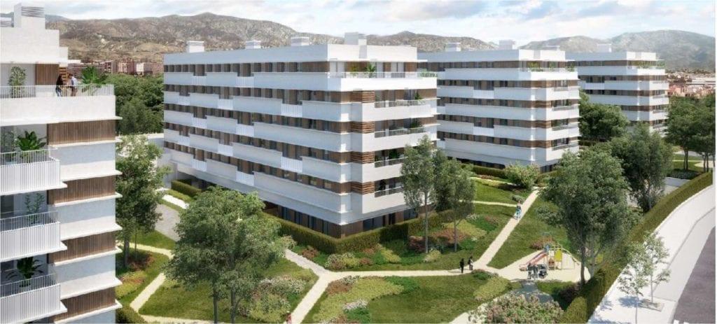 promocion taracea vivienda residencial fuente Aedas Homes